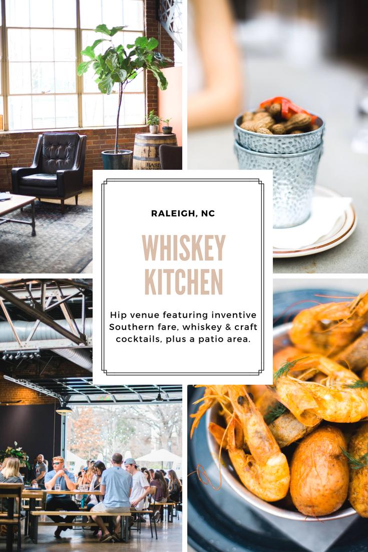 Whiskey Kitchen Raleigh